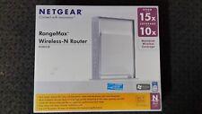NETGEAR RangeMax Wireless-N Router WNR834B