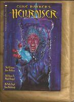 Hellraiser Book #20 fn Clive Barker 1993 Neil Gaiman Marvel Comics US comics