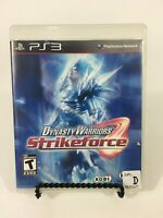 Dynasty Warriors: Strikeforce (Sony PlayStation 3, 2010) - PS3