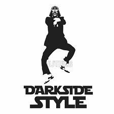 Darkside estilo divertido Darth Vader estilo Gangnam T-Shirt Todos Los Colores S-XXL