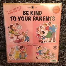 Blue Q Magnets - Be Kind To Your Parents - 4 Piece Set