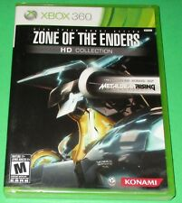 Zone of the Enders HD Collection Xbox 360 *New! *Sealed! *Free Shipping!