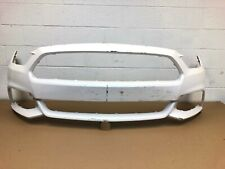2015 2016 2017 OEM 15 16 17 ford mustang front bumper cover (need paint) #x