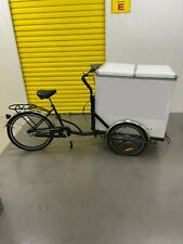 More details for promo bike / ice cream trike / sampling bike (freezer/chilled or ambient)