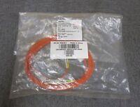 New Tyco Electronics 1754714-5 0R6351 Fibre Optic Cable 5m 50/125 LC -LC Orange