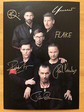 Rammstein AK Musik Autogrammkarte original drucksigniert