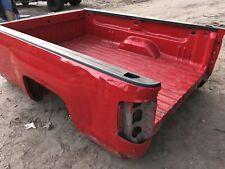 2007-2019 CHEVROLET SILVERADO 1500 2500 3500 8ft Long BED Used Box