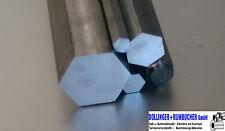 Stahl Vergütungsstahl 42CrMo4V blank 1.7227 6.kt Sechskant Schlüsselweite SW
