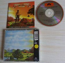 CD ALBUM TIME HONOURED GHOSTS BJH BARCLAY JAMES HARVEST 9 TITRES 1987
