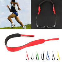 Spectacle Glasses Sunglasses Neoprene Stretchy Sports Band Strap Cord Holder OF