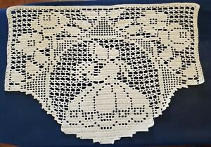 Old Fashioned Girl Hand Crochet Doily - **NEW** - Lone Star Lace