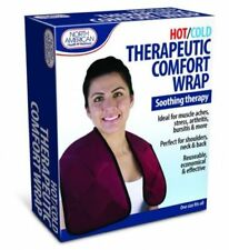 Hot/Cold Therapeutic Comfort Wrap Soothing Therapy For Muscles Aches Stress