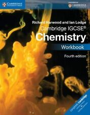 Cambridge IGCSE (R) Chemistry Workbook by Richard Harwood, Ian Lodge...