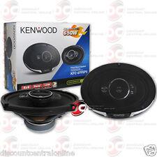 """KENWOOD KFC-6995PS 6"""" x 9"""" 3-WAY CAR AUDIO COAXIAL SPEAKERS (PAIR)"""