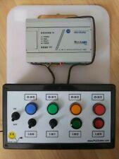 Allen-Bradley Micrologix 1000 PLC Training Kit