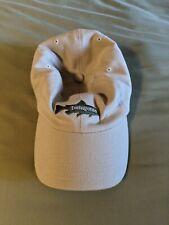 Patagonia Flexfit Flyfishing Trout Hat Cap NWOT OSFA Unstructured Khaki/Tan Nice