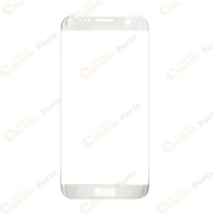 Samsung Galaxy S7 Edge G935 Front Lens Screen Glass Outer White