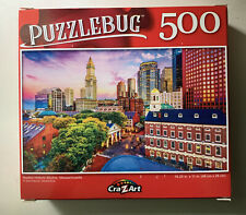 500 PIECE PUZZLEBUG JIGSAW PUZZLE (brand new & sealed)!