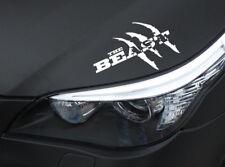 Limited Edition The Beast  Aufkleber Monster Raubtier Sticker Tuning JDM OEM
