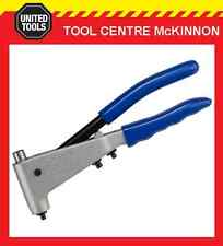 POP TT55D Hand Rivet Tool 3/32 1/8 5/32 Steel Aluminium Stainless Riveter