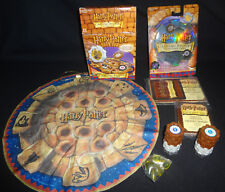 Harry Potter CASTING STONES STARTER GAME & REFILL Collectible Magical 2001