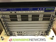 Juniper MX480BASE-AC, 2x RE-S-1800X4, 2x MPC4E-3D-32XGE-SFPP, PWR-MX480-2525W-AC