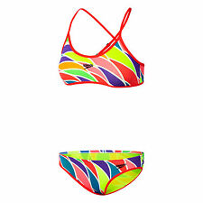 Speedo Candy Crossback Crop Set / Bikini 42T475424 - Girls Swimwear 14