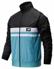 New Balance Men's NB Athletics Archive Run Jacket Black