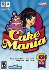 Cake Mania (Mac Computer Game, 2007)
