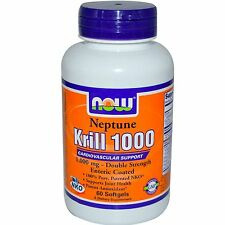 Now Foods, Neptune Krill 1000, 60 Gélule