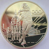 France 1994 Javelin Thrower 100 Francs 1oz Silver Coin,Proof