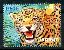 STAMP / TIMBRE FRANCE  N° 4035 ** FAUNE / JAGUAR