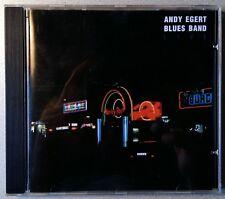 Andy Egert Blues Band Live 1998 - Brambus Records CD 199917-2 - Near Mint (47)