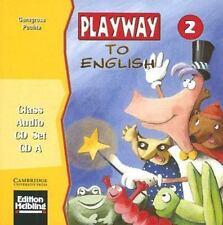 Playway to English 2 Class Audio CD Set (2 CDs), Puchta, Herbert, Gerngross, Gün
