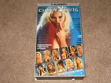 PLAYBOY'S CYBER GIRLS VHS VIDEO RARE VIDEO NOT ON DVD!