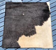 """Cowhide cushion, Decorative cushions 16"""" x 16"""", Home Decor"""