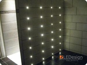 Led-Fliesenbeleuchtung Bagno Spazi Luce Illuminazione Fugenlicht Croce