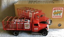 Beck's Seed Truck With Seed Load. 1/24 Scale?