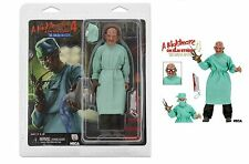 "NECA NIGHTMARE ON ELM STREET PART 4 SURGEON FREDDY 8"" - clothed Freddy Krueger"