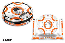 Skin Decal Wrap For iRobot Roomba 980 Vacuum Stickers Accessory Kit B-DROID