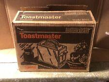 Rare Vintage 80's McGraw Edison Toaster B701 New In Open Box Read Description