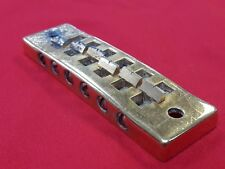 VINTAGE 1972 USA GIBSON SG CUSTOM GOLD HARMONICA GUITAR BRIDGE  1973 1974