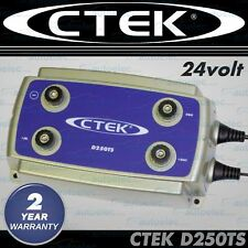 CTEK D250TS 24V VOLT DC TO DC BATTERY SOLAR CHARGER CAR SYSTEM CONVERTER