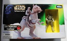 star wars POTF Luke Skywalker TAUNTAUN hoth  MIB E V ESB             118
