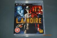 L.A. Noire PS3 Playstation 3 (Complete Edition Disc) **FREE UK POSTAGE**