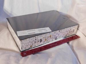 3 New IKEA Lankmoj Nested Boxes Black White Gold Storage Set 00402262