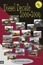 Diesel Decade 2000-2009 DVD Class 20 31 33 37 47 50 58 60 70 Trains Railway Loco