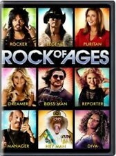 ROCK OF AGES NEW DVD