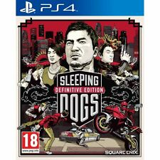 JUEGO PS4 SLEEPING DOGS DEFINITIVE EDITION PS4 5651979