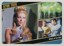 Star Trek TOS Captains Collection Parallel Base Card #69 Wink of an Eye